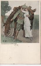 "DR Bildpostkarte ""Wohlfahrts - Ausschuss"" #l670"