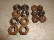 Ford Tractor 800 Rear Lug Nuts 8 Amp Front Lug Nuts 6