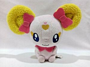 "Smile Precure Pretty Cure Candy Plush Doll Stuffed Toy Banpresto 2012 Japan 7/"""