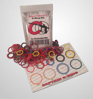 Bob Long Gen4 Empire/infamous Intimidator - Color Coded 3x Oring Rebuild Kit