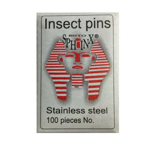 Stainless Steel Insect Mounting Pins size 6