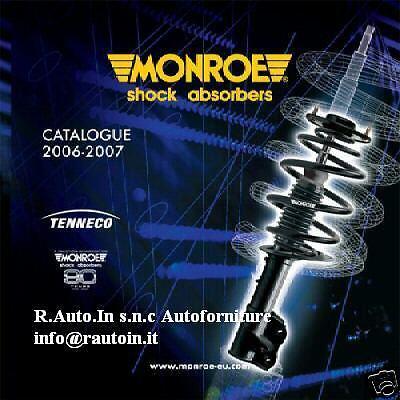 AUDI A4 1995->1999 AMMORTIZZATORI ANTERIORI MONROE shock absorber
