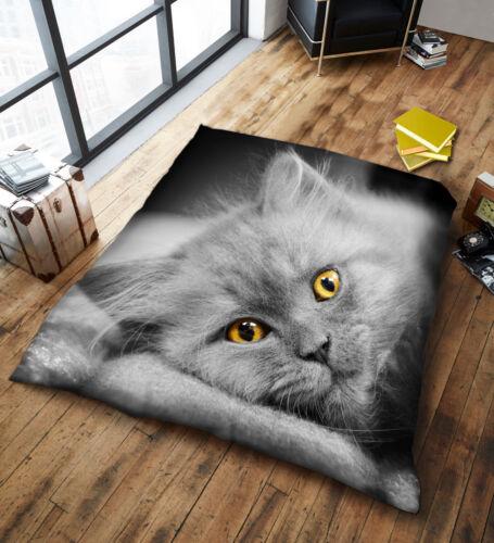 3D Imprimé Animal effectuées Vison Fourrure Jeter Couverture Polaire Canapé lit moelleux canapé