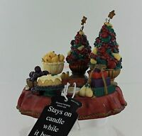 Old Virginia Candle Co. Capper Topper - Holiday Fruit - Fruit Pies Gifts