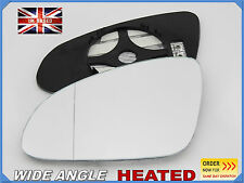 Wing Mirror Glass OPEL ASTRA J 2010-2015 Aspheric HEATED Left Side /F034