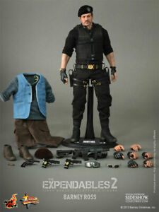 USA-seller-HOT-TOYS-1-6-EXPENDABLE-2-MMS194-BARNEY-ROSS-Stallone-ACTION-FIGURE