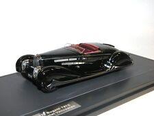 Matrix, 1939 Bugatti T57C Vanvooren (Van Vooren) Cabriolet, Shah of  Iran, 1/43