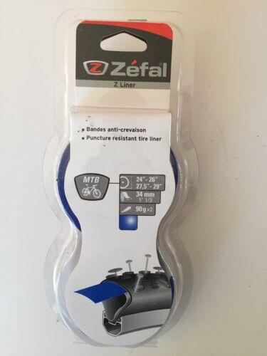 Zefal Crevaison Resistant Pneu Liner par paire