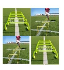 Speed Agility Workout Pack with Hurdles and Speed Chute