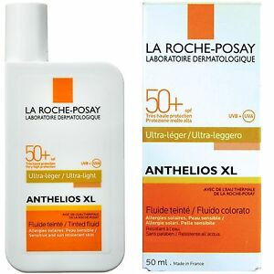Image result for La Roche-Posay Fluide Ultra-léger 50+