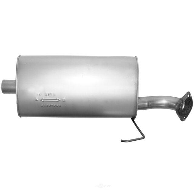 Exhaust Muffler AP Exhaust 700457 fits 04-06 Nissan Titan