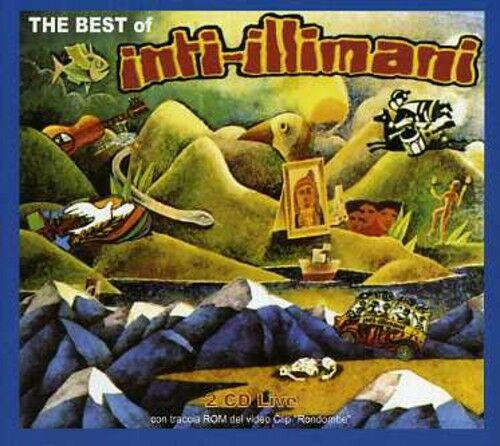 Inti-Illimani - Best of Inti-Illimani [New CD] Italy - Import