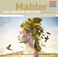 MAHLER: DAS LIED VON DER ERDE NEW CD