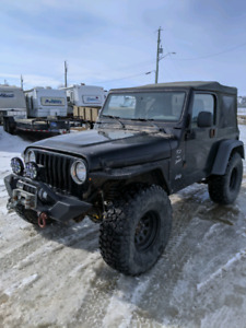 2000 Jeep Wrangler TJ Sport 4.0L