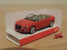 Herpa automóviles Audi TT Coupe brilliantrot 028356