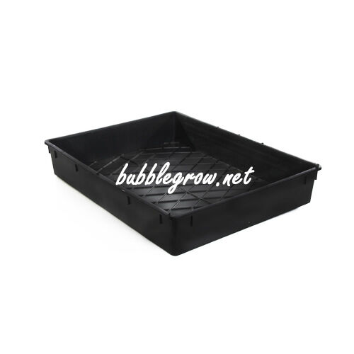 5 X SEED CLONE RAISING LARGE TRAY 500X380X80 HIGH QUALITY PLASTIC WITHOUT WHOLES