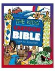 The Kids' Cartoon Bible by Chaya M. Burstein (Paperback, 2002)