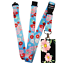 Beautiful-FLOWERS-Standard-size-ID-badge-holder-and-lanyard-neck-strap-gift thumbnail 48