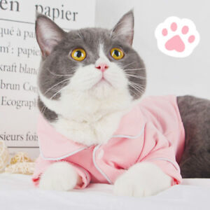 Pet-Shirt-Dog-Cat-Soft-Knitted-Coat-Kitten-Cotton-Spring-Clothing-Home-Apparel