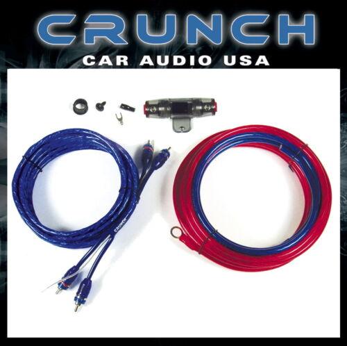 Kabelsatz 10mm² Crunch CR10WK 10 qmm Kabelkit