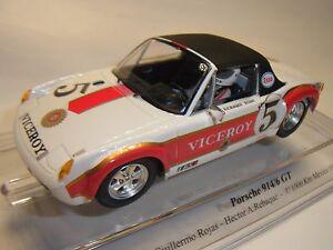 SRC Porsche 914/6GT1000km Mexico 1972 {SRC01607} limited Slot car racing track
