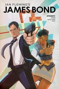 James-Bond-2020-6-NM-1st-Print-Dynamite-Comics