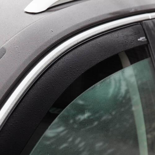 Climair Windabweiser Renault Clio /& Grand Tour ab 2013 mit ABE Tiefschwarz 1A