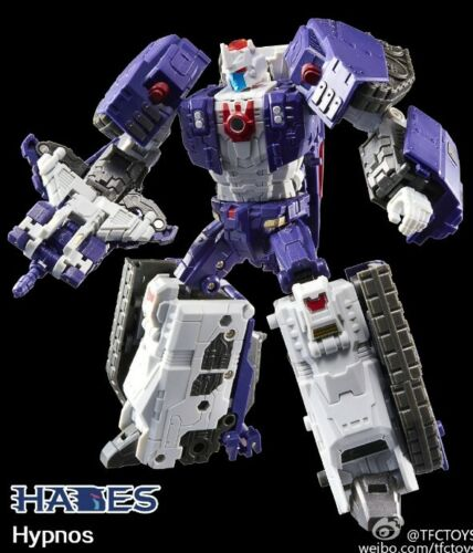 New Transformers TFC Toys Hades H-06 Hypnos Drillhorn Action Figure In Stock