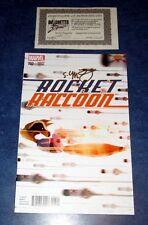 Rocket Raccoon 1 Skottie Young Variant Guardians of The Galaxy