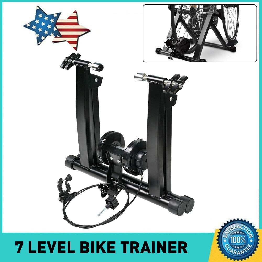 Portable  Indoor Exercise Fitness Magnetic Bicycle Trainer Bike Stand Workout  buy cheap