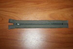e958e67e11a6e Fermeture éclair Kaki 25 cm YKK Maille 6 mm .1 curseur Non séparable ...