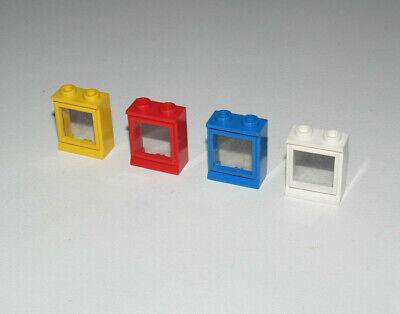 Lego ® Fenêtre Avion Bateau 1x2x2 Boat Window Choose Color ref 2377