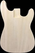 GUITAR BODY BLANK/Stratocaster/obeche/1.60kg/2pc/003524