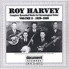 Roy Harvey - , Vol. 3 (1929-1930, 1999)