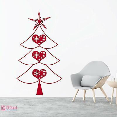 Walplus Wall Sticker Nursery Alphabet Merry Christmas Tree Home Decorations