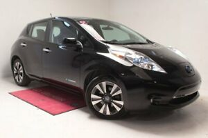 2014 Nissan Leaf SV+CUIR+NAVI+BAS KM+ELECTRIC SV+CUIR+NAVI+BAS KM+ELECTRIC