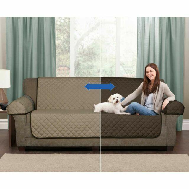 Pet Furniture Covers 4 Reversible Recliner Cover Pet Protectors for Furniture