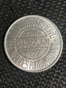 Token-National-Harbours-Board-Bridge-Champlain-Pint-Counseil-Ports-Coin-C24