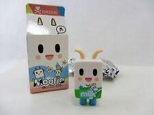"""BILLY Goat Milk w/ Lil Kaiju - MOOFIA Series 2 Tokidoki - 2.5"""" tall Vinyl Figure"""