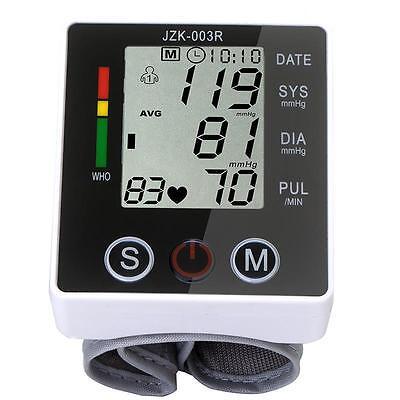 Tensiómetro electrónico de muñeca