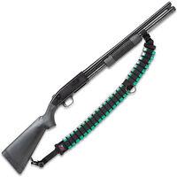 Stevens 350 Security Pump Shotgun Sling Holds 25 Shells Made In U.s.a.