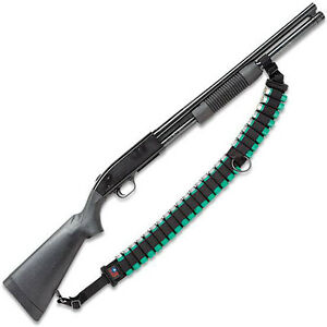 Details about MOSSBERG 500 TACTICAL PUMP SHOTGUN AMMO SLING (25 SHELLS) BY  ACE CASE - USA MADE
