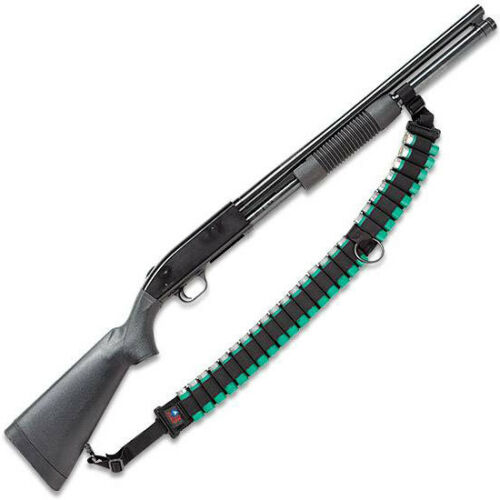 TRISTAR RAPTOR SHOTGUN AMMO SLING and QR SWIVELS COMBO BY ACE CASE USA