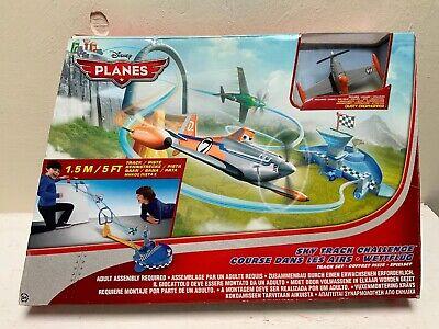Disney Planes Sky Track Challenge Trackset New in Box ...  |Disney Planes Tracks