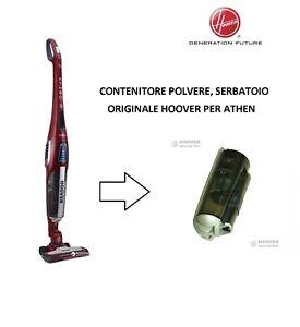 Hoover Scopa Elettrica Senza Sacco Atn300b.Contenitore Polvere Aspirapolvere Hoover Originale Modelli Athen