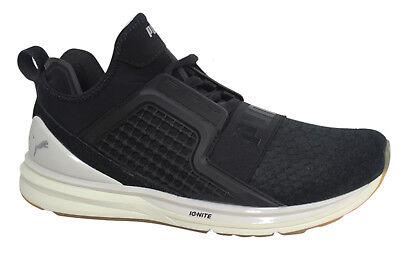 PUMA Ignite Limitless Reptile Black Men Training Shoe Trainers ... 251cad908