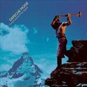 Depeche Mode – Construction Time Again - LP Vinyl Record - NEW Sealed -
