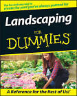 Landscaping for Dummies by John Wiley & Sons Inc (Paperback, 1999)