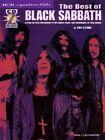 The Best of Black Sabbath: Guitar Signature Licks by Hal Leonard Corporation (Mixed media product, 1996)
