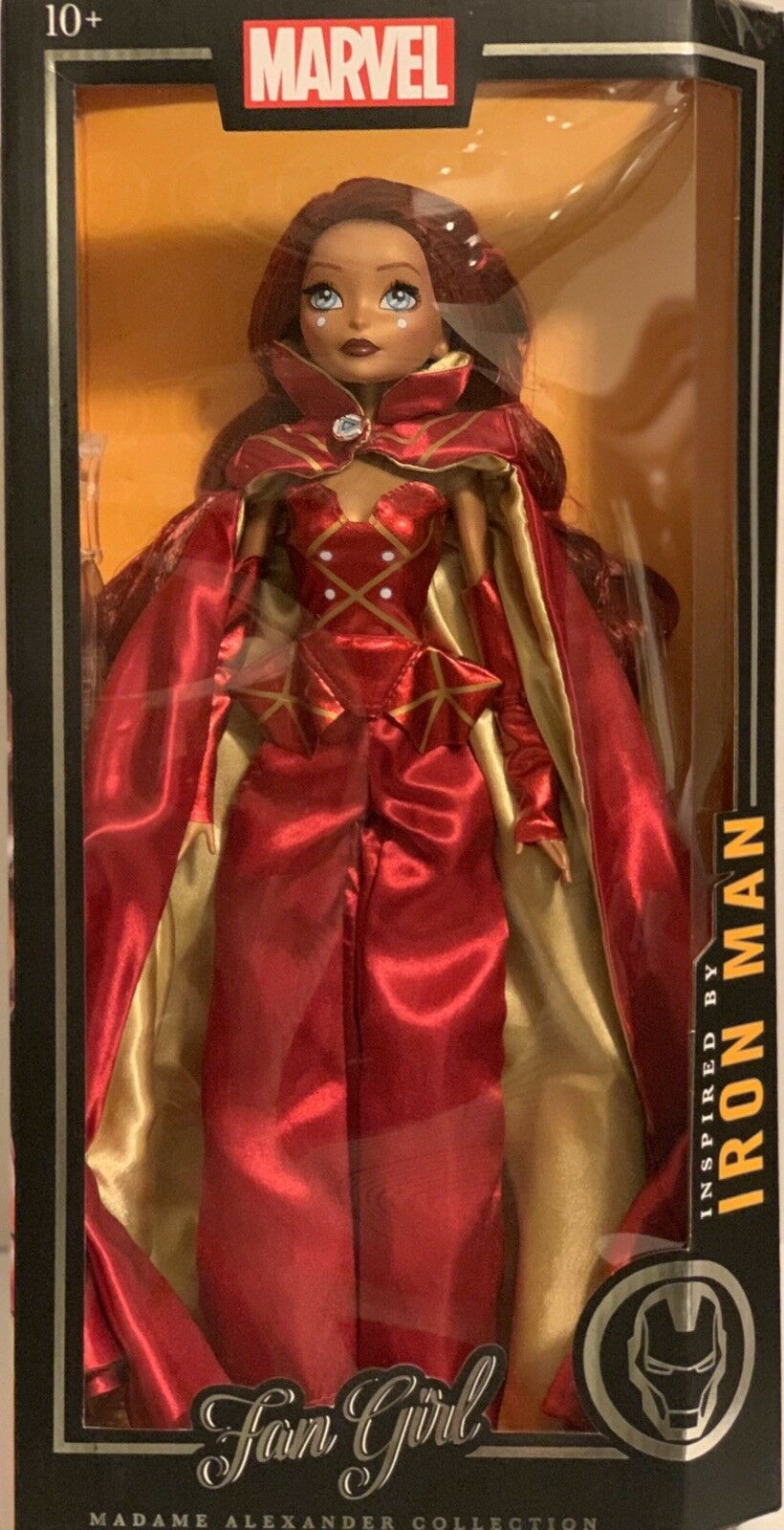 Madame Alexander Doll Doll Doll Marvel Iron Man Fan Girl Collection 13.5  Collectible New d35f95